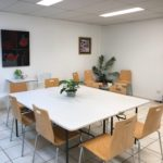 Our spacious, fully equipped lunchroom is available for use by all tenants and their clients.