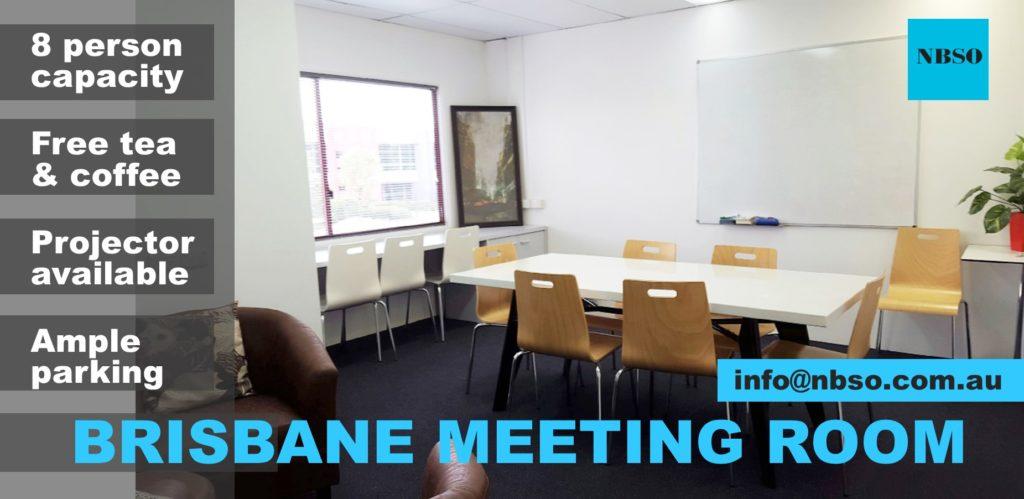 Brisbane Meeting Room Hire