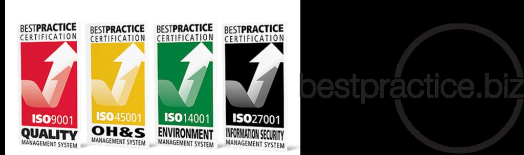 Best Practice Certication