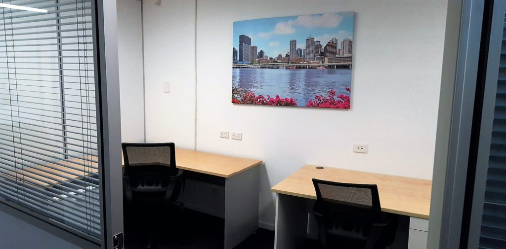 North Brisbane Hot Desk